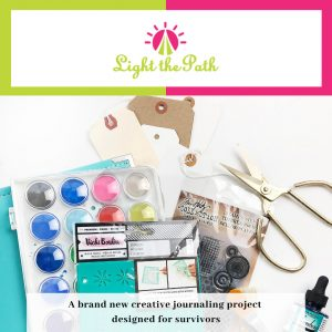Light The Path Creative Journaling Project