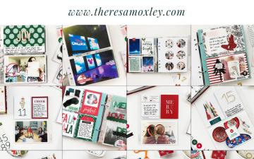 Theresa Moxley December Daily 2019 | Full Album Walk Through!
